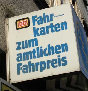 DB Fahrplan