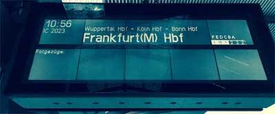 DB Fahrplanauskunft und Reiseverbindung
