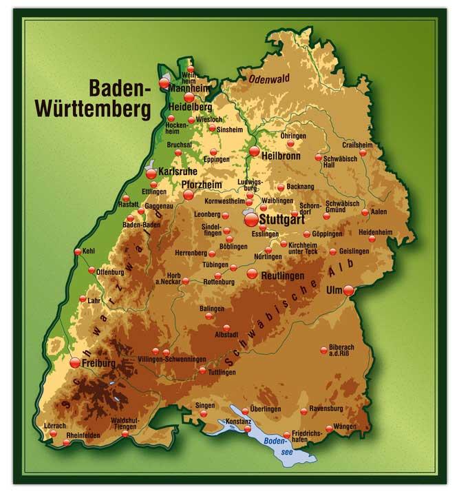 Karte Baden Württemberg Kostenlos.Baden Württemberg Ticket Der Bahn Ab 23 Bw Fahrplan