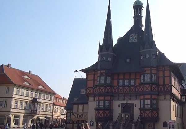 Sachsen Anhalt: Wernigerode
