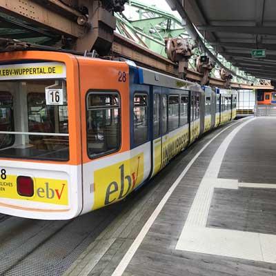Schebebahn Wuppertal