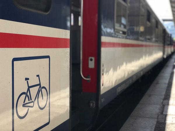 Fahrradmitnahme Deutsche Bahn